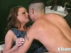She has a great smile and a warm personality and she wants to give him a good time. The vide...
