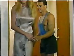 Vintage Tranny Crystal Crawford and some guy