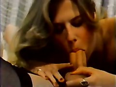 Classic Vintage Carnal Candy fucks her lingerie sales woman