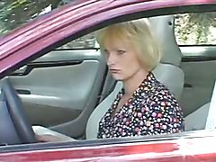 TS Angelique gets fucked in a car