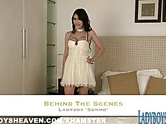 Another look behind the curtain of ladyboys heaven as this time we see UK director Darren Mo...
