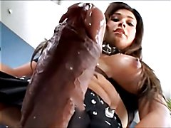 A great little cumpilation of these shemale sweeties all jacking their yummy girlcocks and s...