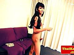 Sexy Ladyboy Baiw #2