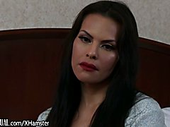 Alexander Gustavo has a passionate romp with his HOT TS girlfriend Ts Foxxy