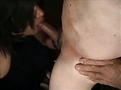 CD Cock Sucking, Dirty Talking and cum dripping oral creampie finale