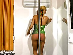 Paola Lima is a long hair blonde t-girl that is just overflowing with extreme sex appeal. Wi...