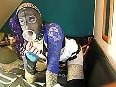 CrossDress-Schlampe Aka Tanja_NRW want to get hatefucked by every Black SissyFucker. Take me...
