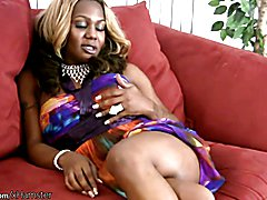Chasidy likes to get her way and she does not care if you are not into hot big black chicks ...