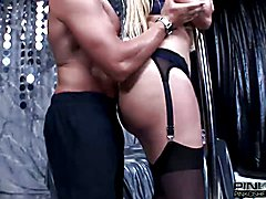 Rui has always been into blonde chicks. Every time he sees a sexy blonde walking down the st...