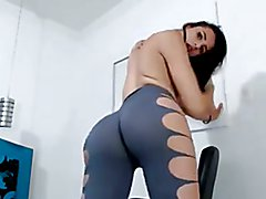 Shes Purrfect. I dare any guy to say he wudnt fuck that ass. Dare. So her clitty hangs low, ...