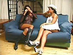 2 sexy Tgirls