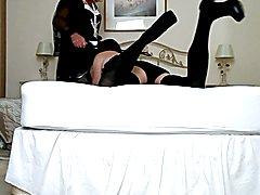 Karen 2017 spanking a friend