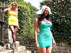 enjoy full video at Jolie and Friends