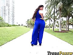 Angelina Castro is one of the top voluptuous Cuban porn stars. And with Venus Lux, sit back ...