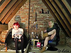 Katie and Lucie take questions and provide an insight to their lives as escorts and adult co...