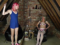 Katie and Lucie discuss their latest trip to London for a shoot with Grooby and answer a few...