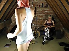 Katie and Lucie discuss their latest adventure of filming in a woodland late at night and pi...