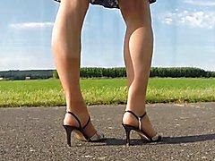 Sonntags ein wenig in der Sonne unterwegs,es war leider etwas Windig