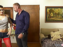 Tranny pounding pile drive action is included in the mix as the world gets to enjoy the exci...