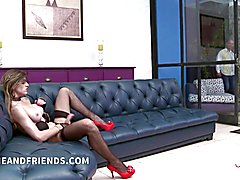 Enjoy weekly exclusive movie at Jolie and Friends, the shemale queendom. Check out NOW!
