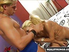 RealityKings - Tranny Surprise - Alex Victor Mel Gaucha - Dm Olivia Fox
