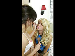Young 19YO Femboi Luzy was so excited to be transformed and learn to be a bottom sissy slut....