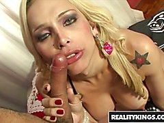 RealityKings - Tranny Surprise - Rick Montilla Suzy Valenca - Realwifestories Monique Alexan...