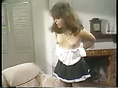 A old school 80's vid. I can't remember the girl's name, but she's very natural.
