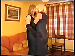 nice bulge on dress