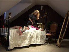 sissy silky sindy tied and teased 2