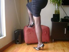 HOT LEGS AND HIGH HEELS