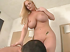Holly Sweet, bareback creampie
