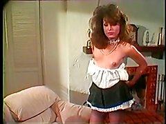 Very sexy tranny maid Ava getting fucked