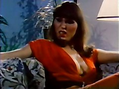 Vintage Classic tranny Magnificent MArgo fucks the delivery guy