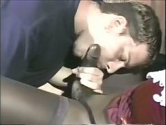 A French kiss starts the interracial shemale video and they move to mutual oral sex next wit...