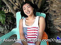 Yuri is Korean but born and raised in Southern California. A fantastic mix! She's fresh...