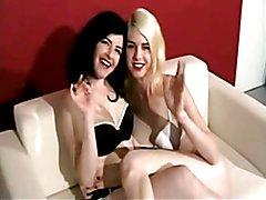 Mandy and Sarah