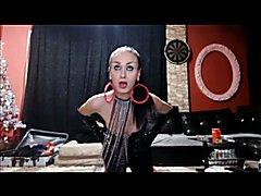 Turkish TS Miss Tanem dancing