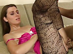 Kim loves tranny with small cock