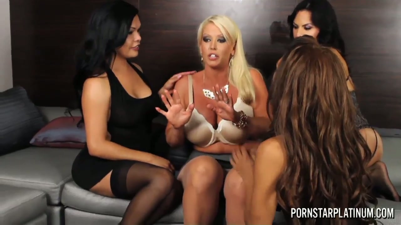PornstarPlatinum.com - Alura Jenson in Hotel room with