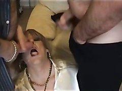 Fantastic Action from this depraved whore