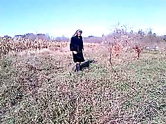 had fun playing in the sun with some pumpkins, corn stalks and myself!! had a air plane circ...