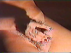 From mid 1990's VHS. Still hot... enjoy :)