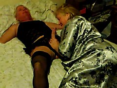 Mistress Tease & Denial of Restrained Sissy Husband