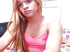 teen Blonde Shemale 2