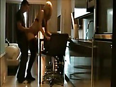 Hot Blonde Gets Fucked  - clip # 02