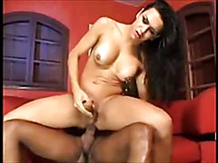 Sexy Shemale Whore Bumfucked