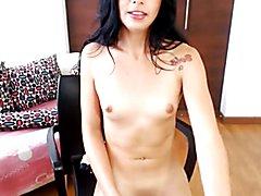 TGirls webcam compilation -4