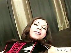 Raffaella Liborio, best trans in Andrea Nobili production  - clip # 02