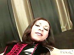 Passionate Raffaella Liborio.. She's sticking it up her partner's ass and...